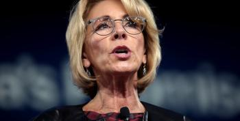 DeVos' Formula For Success: Trash Public Schools And Push Privatization