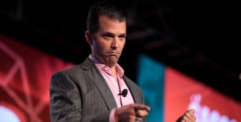 Don Jr., Thug That He Is, Outs Person He Claims Is Whistleblower