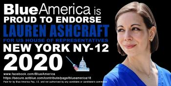Blue America Endorsement: Lauren Ashcraft