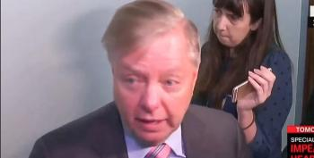 Lindsey Graham: Impeaching Trump Over 'Hearsay Allegations' Is 'Going To Destroy The Presidency'