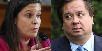 George Conway Launches Tweet Wars With Rep. Elise Stefanik