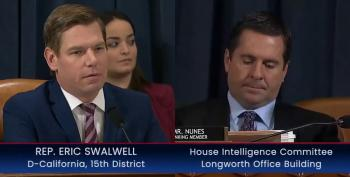Eric Swalwell Drops The Hammer On Devin Nunes
