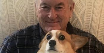 What Did Bill O'Reilly Do To This Dog?