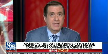 Fox's Howard Kurtz Gripes About MSNBC's 'Unbalanced' Impeachment Panel With George Conway