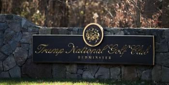 The Secret Service Paid Trump Properties Over $250K In Five Months