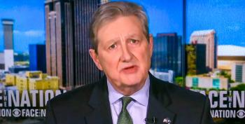 Sen. Kennedy Says Extortion 'Probably' Impeachable -- But Claims Trump Must Have 'Culpable State Of Mind'