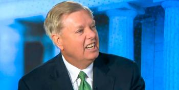 Lindsey Graham's Trump Defense Blows Up After Transcript Shows Ukraine Extortion