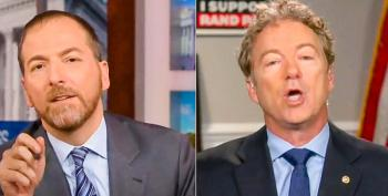 Rand Paul Admits Quid Pro Quo: Trump Had 'Every Right' To Extort Ukraine