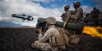 US Requires Ukraine Keep Javelins 100's Of Miles From Battlefield