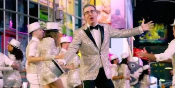 Crookie Performance Of The Year: John Oliver In 'Eat Sh*t Bob, The Musical'