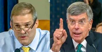 Bill Taylor Clashes With Jim Jordan: 'I Don't Consider Myself A Star Witness For Anything'