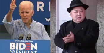 North Korea Calls Joe Biden A 'Rabid Dog' That Should Be Beaten To Death
