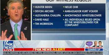 Hannity Gives Senate Republicans Their Impeachment Marching Orders