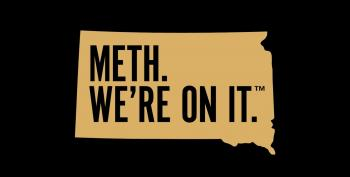 South Dakota Has A Meth Problem, Apparently
