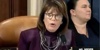 Audience Bursts Into Laughter, Applauds Rep. Jackie Speier's Truth Bomb