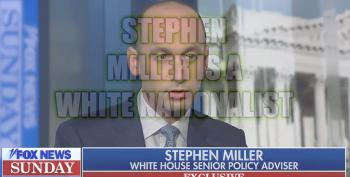 Stephen Miller Is As Bad As We Thought, And That Matters A Lot