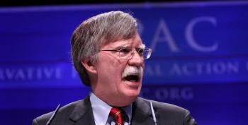 John Bolton Has To Testify Now That His Excuses Have Run Out