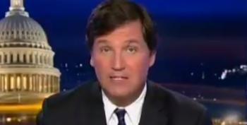 Irony Alert! Tucker Carlson Accuses CNN Of Parroting Talking Points