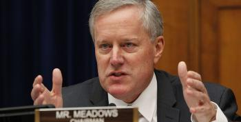 Mark Meadows Leaving For Greener Pastures
