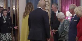 Princess Anne Refuses To Meet Trump, Queen Appears Peeved