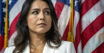 Tulsi Gabbard Mocked For Her 'Present' Votes On Impeachment