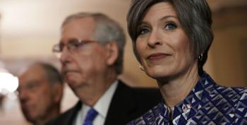 Sen. Joni Ernst Caught In Dark Money Scheme