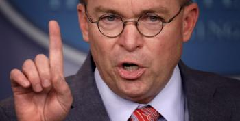 Mulvaney-Led OMB Denies Giuliani Spoke With Any 'Senior' Officials