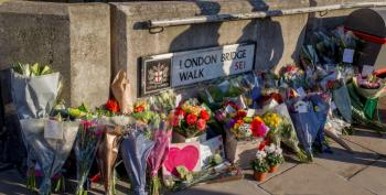 London Bridge Knife Attack Highlights Tragedy Of American Gun Laws