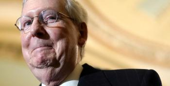 Can Mitch McConnell Shove The Crazy Back In The Tube?