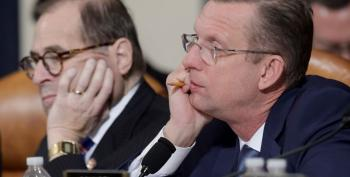 Lazy Or Dumb? Rep Doug Collins Begs For More Time To Catch Up On Impeachment