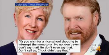 Conservative Radio Show Cancelled After 'Nice School Shooting' Remark