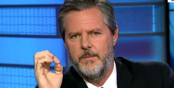 In Spirit Of Christian Charity, Falwell Jr Predicts Dems Will Be Nuked In 2020