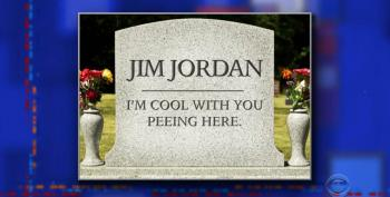 The Colbert Late Show Presents Jim Jordan's Future Tombstone
