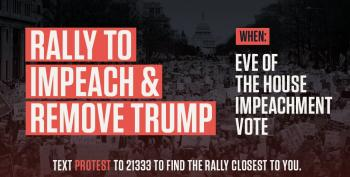 If You Can't Go To Tonight's Impeachment Marches, Call Your Senators