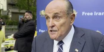 Whose Payroll Is Rudy Giuliani On In Ukraine?