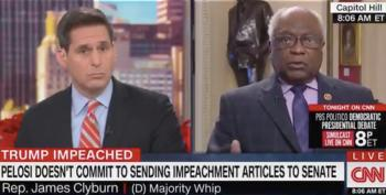 Blue-Checked Twitter MAGAts Spread Vicious Lie About Rep. Jim Clyburn