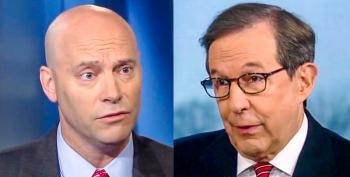 Chris Wallace Grills Pence Aide After 'Imbecile' Trump Suggests John Dingell Burning In Hell