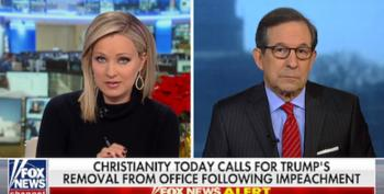 Fox 'Serious News' Hosts Do Cleanup On Aisle Evangelicals