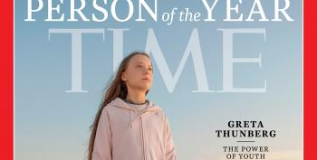 Greta Thunberg Named TIME Magazine Person Of The Year