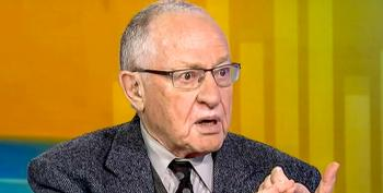Alan Dershowitz Rants About 'Quasi-Criminal' Impeachment: 'Congress Is Not Above The Law'