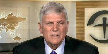 Franklin Graham Blames 'People In The Media' And 'Hatred For Trump' After Hanukkah Party Stabbing