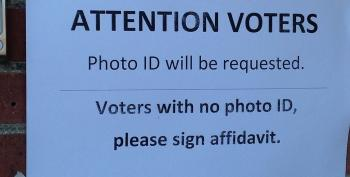 GOPer Crows About Plans For Wisconsin Voter Suppression