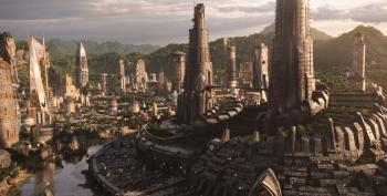 US Lists Fictional 'Wakanda' As Trade Partner
