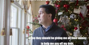 Scott Walker Renews His War On Christmas