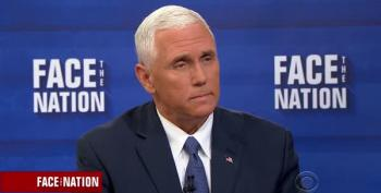 Mike Pence Demonstrates Vividly Just How Much Contempt He Holds For The American Public