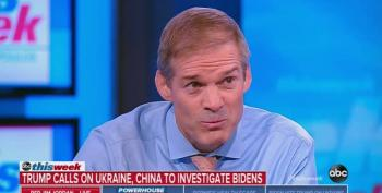 Jim Jordan's Raising Money Off Of A Lie That's As Pointless As It Is Brazen