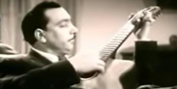 C&L's Late Nite Music Club With Django Reinhardt