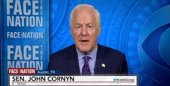 John Cornyn Dismisses Criminals Surrounding Trump As 'Grifters And Hangers On'