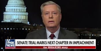 Lindsey Graham 'Smells A Rat'
