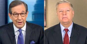 Chris Wallace Shames Lindsey Graham Over Rigged Senate Trial: 'This Is Just A Rush To Get This Over'